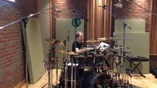 Surface of the Sun - In the studio, drums - Panacea EP