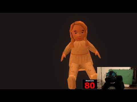 Zizaran plays Stifled HTC VR Horror - Raw upload