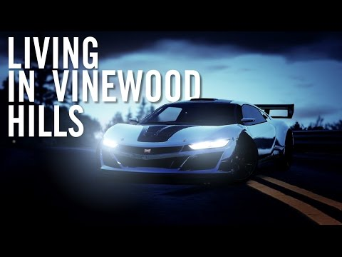 Grand Theft Auto V | Living in Vinewood Hills