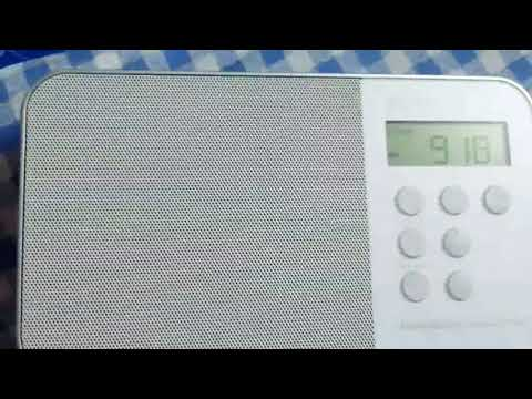 MW 918 kHz Radio Thailand 88FM