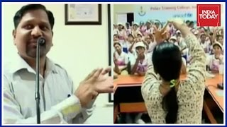 Indore Police Learns Sign Language To Serve Deaf And Hearing Impaired