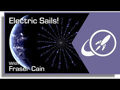 What is an Electric Sail? Another Exotic Way to Explore the Solar System