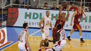 Highlights: Galatasaray Liv Hospital Istanbul-Olympiacos Piraeus