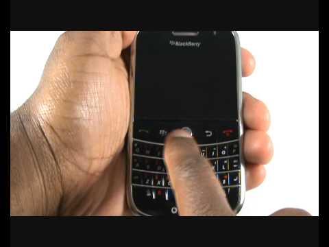 Setup Tutorial | BlackBerry Bold 9000 | The Human Manual