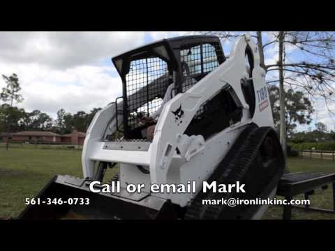 2006 Bobcat T190 for sale by Ironlink Inc