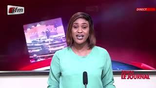 JT Français 20h du 19 Septembre 2020 présenté par Sokhna Natta Mbaye