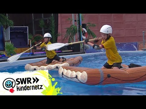 Das große Finale (Tag 10)   krass nass! 2017   SWR Kindernetz