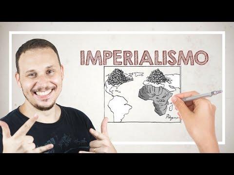 O QUE É O IMPERIALISMO? (HISTÓRIA ILUSTRADA).