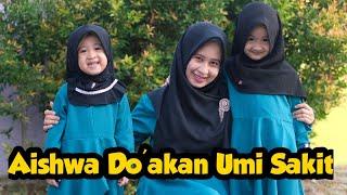 Download lagu Aishwa Menangis Umi Sakit-Vlog Keluarga Nahla