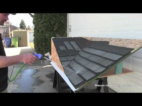How To Find A Leak In Your Shingles