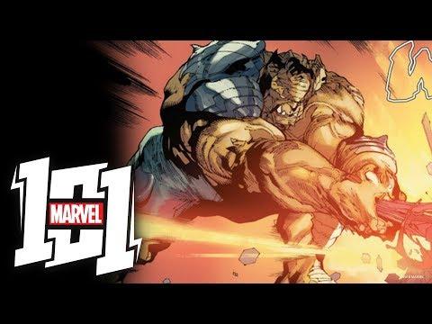 BlackDwarf | Marvel 101
