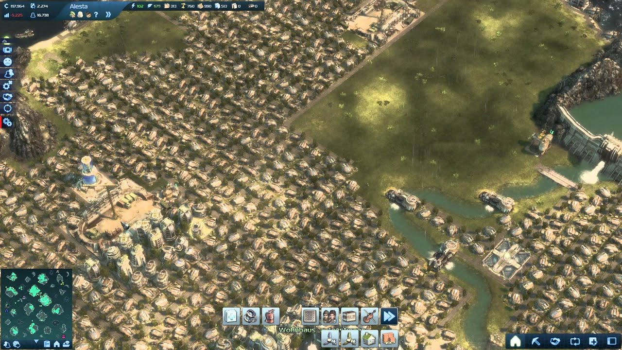 Let 39 s play anno 2070 projekt megacity 016 raus aus for Anno 2070 find architect