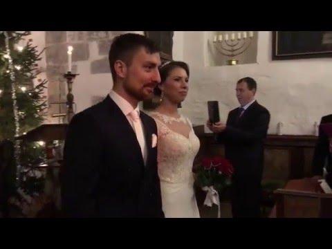 ¡Hala Madrid! played on my wedding!