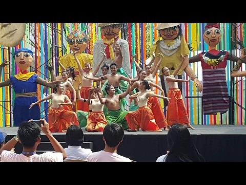 Pasinaya 2017 - MHPNHS Performing Arts Group