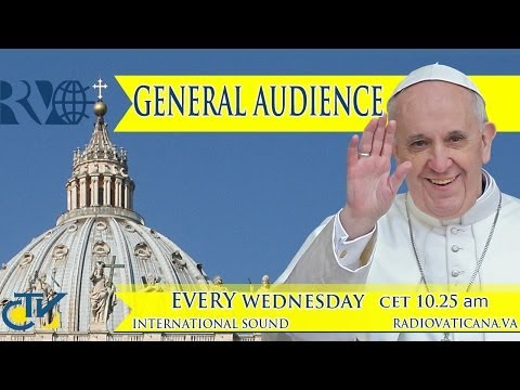 Pope's General Audience 2014-02-19
