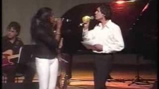 Voir le jour(Lokua kanza)  Nicole Obélé en duo avec Dudu Sperb