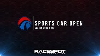 Sports Car Open | Round 6 | 8 Hours of Silverstone | Hours 1-4