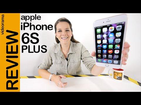 Apple iPhone 6S Plus review en español