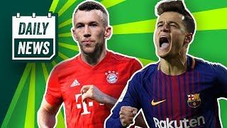 Philippe Coutinho zum FC Bayern? Ultimatum für Timo Werner! Andrea Conti zu Werder Bremen?