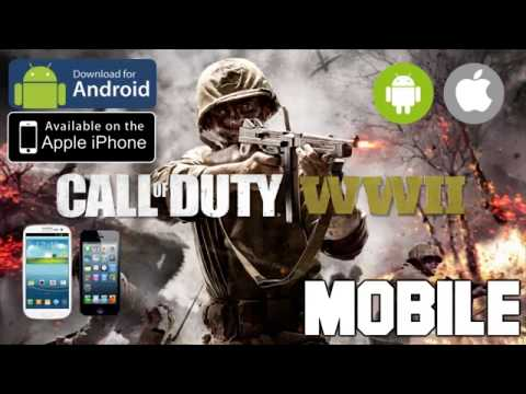[OFFICIAL] Call Of Duty WWII Android [iOS Compatible] - How To Play COD WW2 On Android and iOS