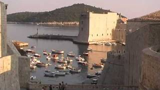 Travel Europe Travel Croatia Dubrovnik Travel Video PostCard