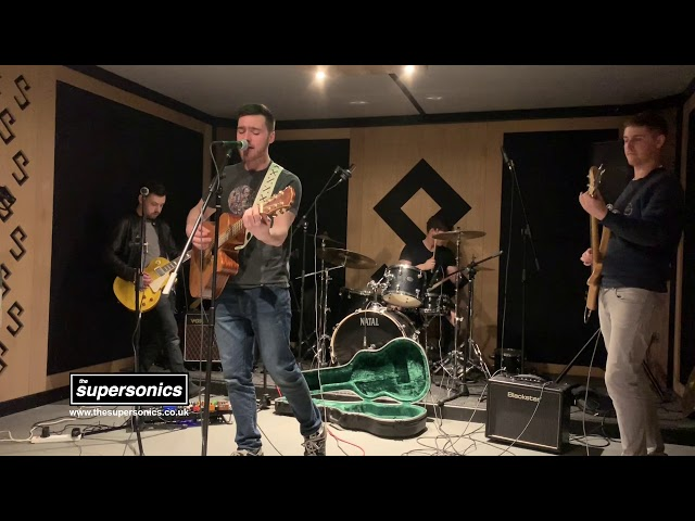 The Supersonics - Live Forever (Studio Session)