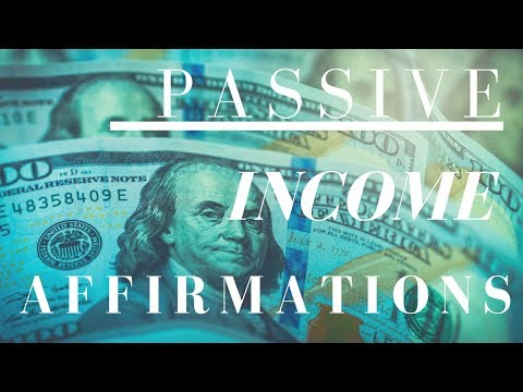 Reprogram your mind for Passive Income in 21 days! (432 Hz +Affirmations!)