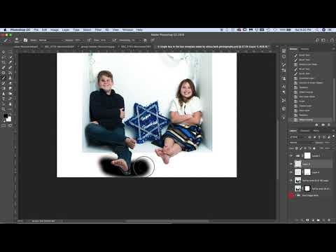 Creating Shadows in Photoshop for In the Box Photography Tutorial thumbnail