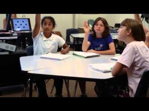 Jo Teaching A Dot Card NumberTalk SD