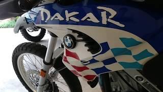 2003 BMW F 650 GS Dakar - For Sale