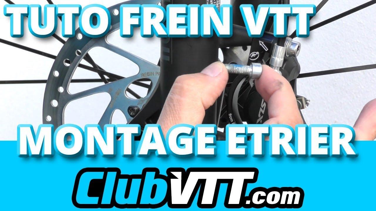 VTT vélo vélo frein à disque support de poteau adaptateur modification du