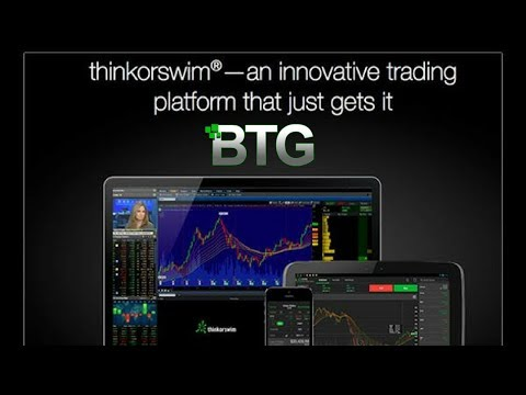 ThinkorSwim Tutorial - 2018