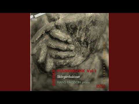 "Bagatelles, Op. 20 ""Garden Flowers"": I. Allegretto"