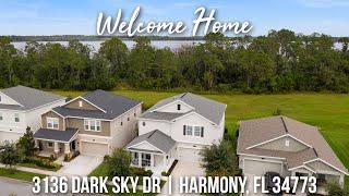 3136 Dark Sky Dr Harmony FL 34773   Call 1-844-Corcoran