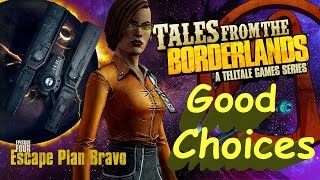 Tales From The Borderlands: Episode 4 Escape Plan Bravo Complete Walkthrough Good Choices