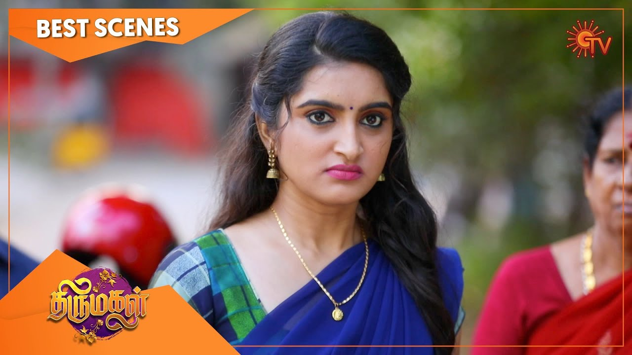 Download Thirumagal - Best Scenes | 16 Oct 2020 | Sun TV Serial | Tamil Serial