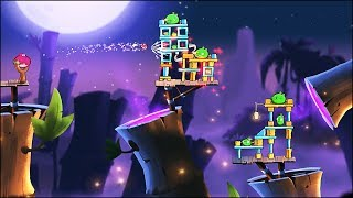 Angry Birds 2 - Level 121 (Greasy Swamp)