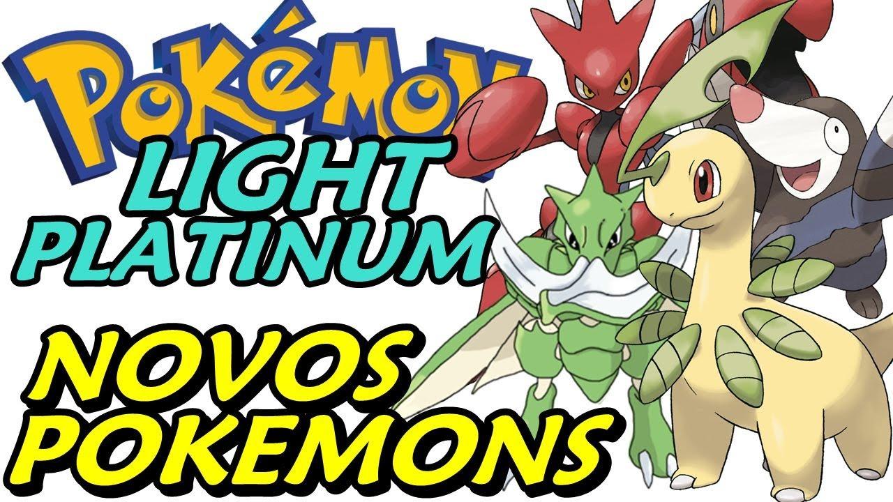 Pokemon light platinum scizor evolution