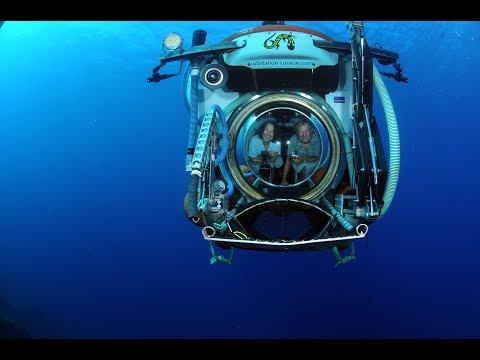 Curacao 2017 Submersible Dive