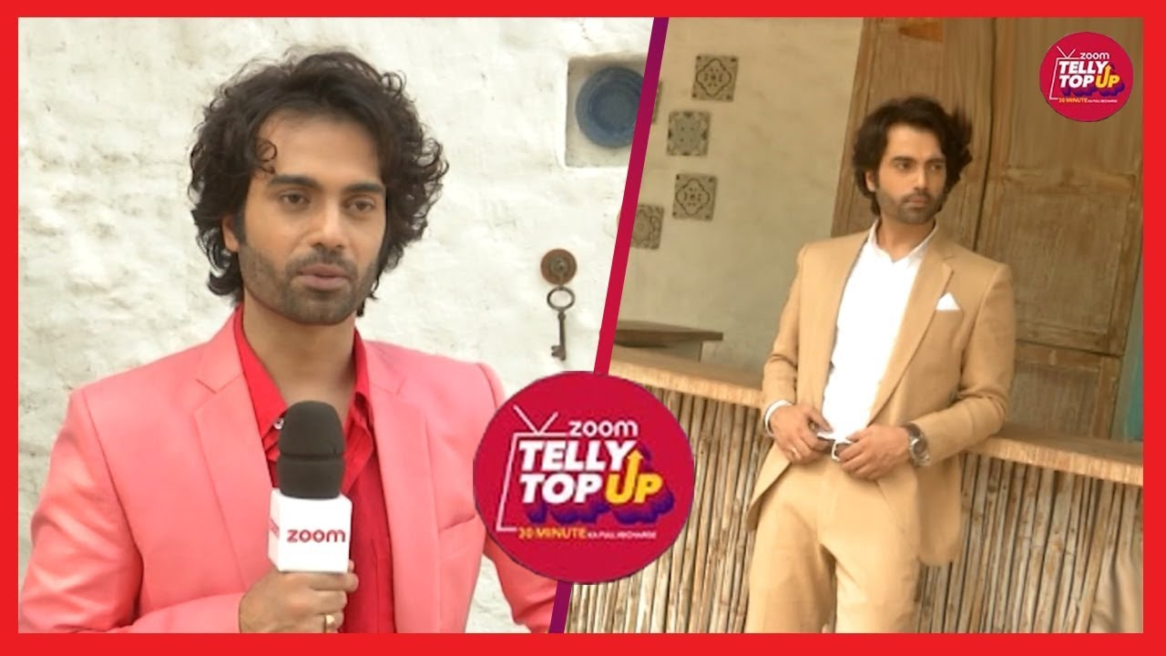 Arhaan Behll Reveals About His Comeback On TV, Photo-shoot & More Exclusive