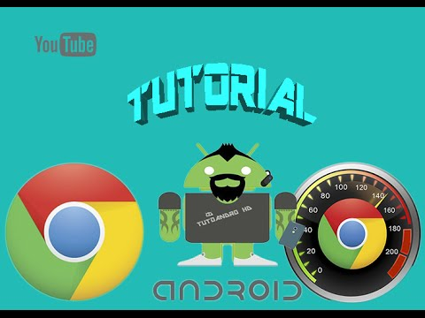 Acelerar google chrome en su dispositivo android [2015]