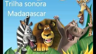 Trilha sonora do filme madagascar