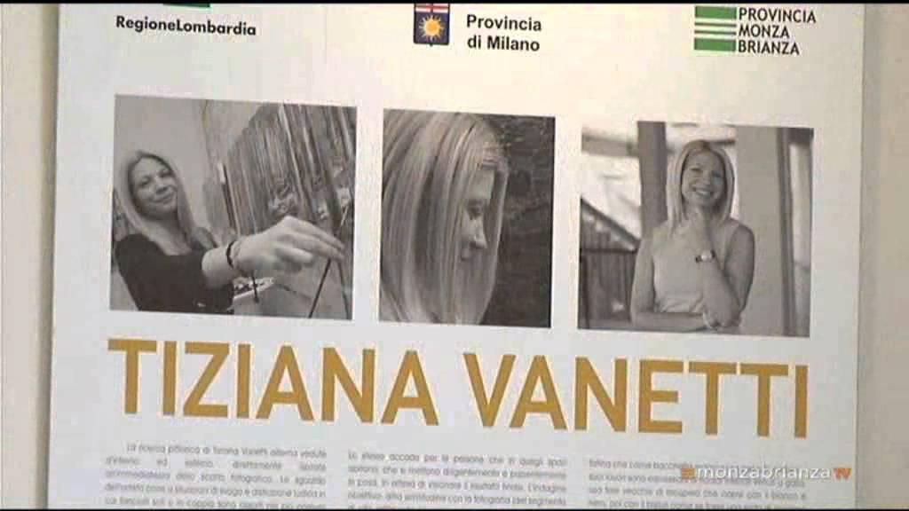 Vanetti - Mostra WILD a Lazzate (MB) - Intervista Monza Brianza TV ...