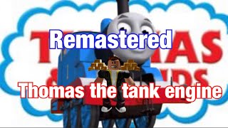 Roblox Thomas The tank engine theme remastered (1080p)