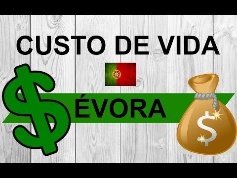 Custo de vida em Évora   PORTUGAL