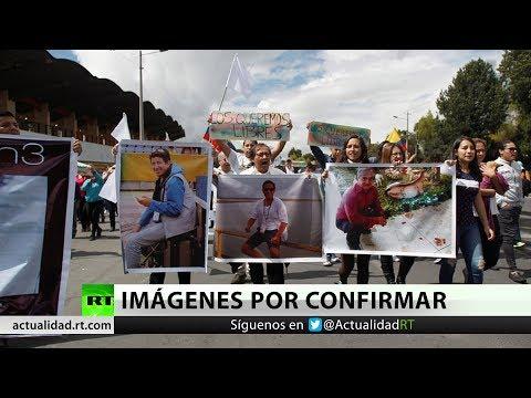 Colombia: Medio recibe fotos de cuerpos que podrían ser de los 3 periodistas secuestrados en Ecuador