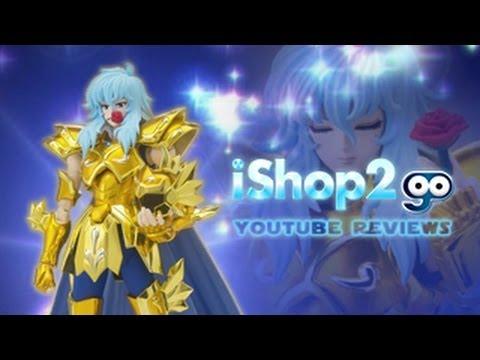 Saint Seiya Myth Cloth EX Pisces Aphrodite Review