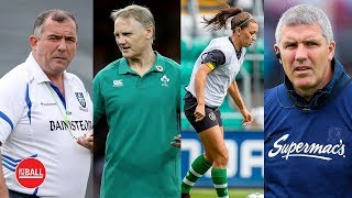 Kevin Walsh steps down, Schmidt hits back and Ireland women's qualifier | The Newsround