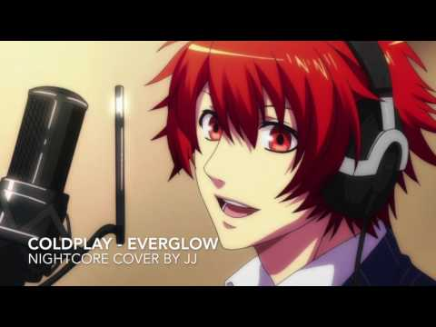 Coldplay Everglow Cover By JJ (Nightcore)