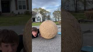 Rubber Band Ball Part 50 #Shorts